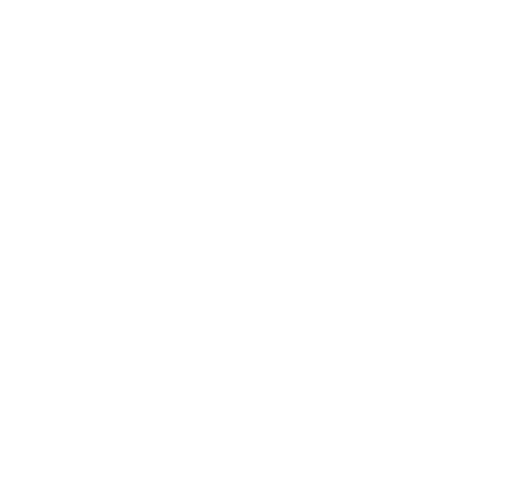 white origami fox with talk bubble icon